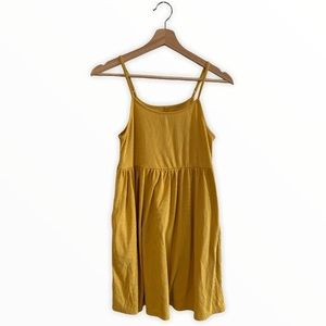 Wild Fable Yellow Mustard Dress with Pockets